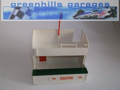Greenhills Scalextric Vintage Owners Pit and Grandstand A203 Used ACC2745 ##