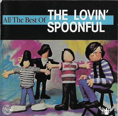 All the Best of the Lovin' Spoonful CD  SCD-4916 14 tracks