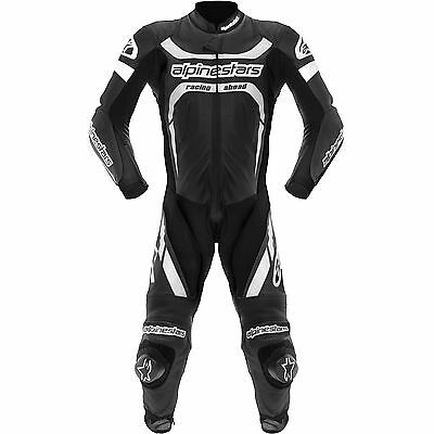Alpinestars Motegi 1 Piece Leather Motorcycle Race Suit