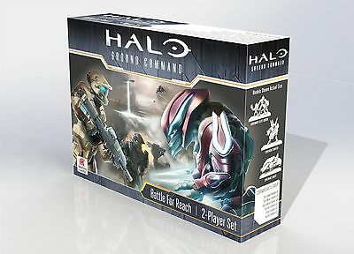 Halo: Ground Command, The Fall of Reach | Starterbox, Englisch