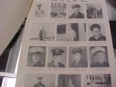 2 great original ww11 newsletters TIE LINES 1944 stories of armed force personal