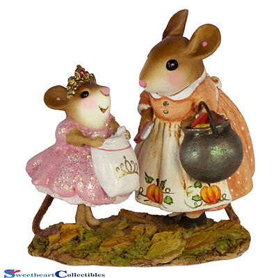 Wee Forest Folk 2016 Halloween Treats for Her Highness M-586