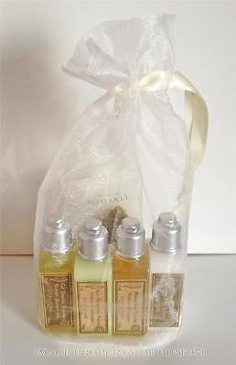 L'OCCITANE VERBENA~Gift Bag Set~SHAMPOO~CONDITIONER~BODY LOTION~SHOWER GEL~SOAP