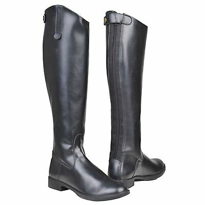 HKM Ladies Junior New General Flexible Sole Synthetic Leather Horse Riding Boots