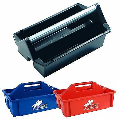 Horka Equestrian Horse Competition Gear Calming Training Grooming Tool Box