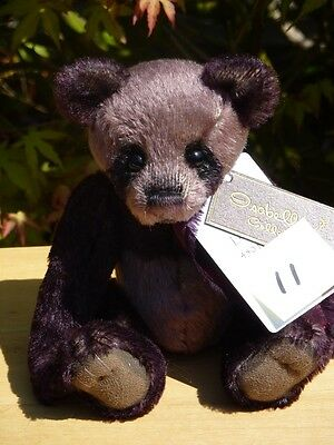 Charlie Bears Isabelle Collection Tibbles - 2015 Collection