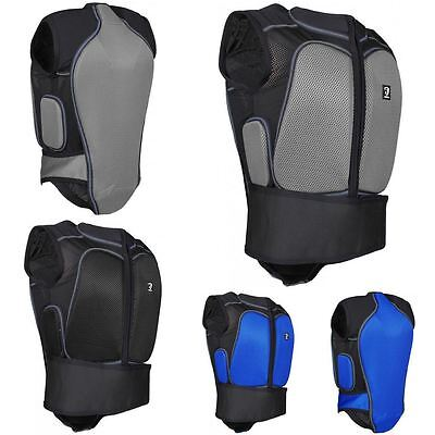 Horka Equestrian Ladies Mens Back Protector Horse Rider Body Protection Safety