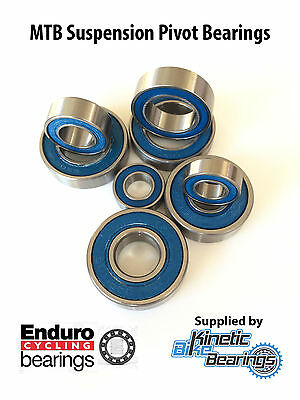 Enduro Bicycle Bearing - Mtb Frame Pivot - Abec 3