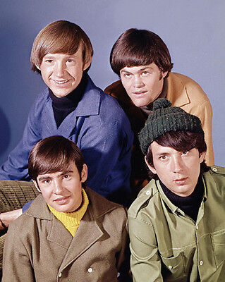 1966 American TV Show THE MONKEES Davy Jones Glossy 8x10 Photo Print Poster