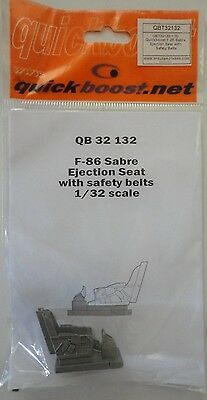 1/32 Quickboost F-86 Sabre Ejection Seat With Safety Belts
