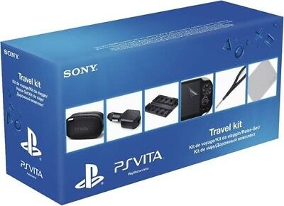 PS Vita - official Travel Kit (NEW & BOXED)