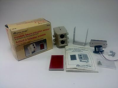 Safe House Pulsed Infrared Invisible Beam Intrusion Sensor Security Kit 49-551