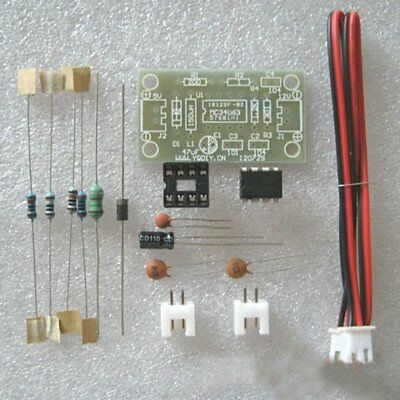 5V to 12V Boost Step-up Module DIY Kit Boost Module Electronic Production Suite
