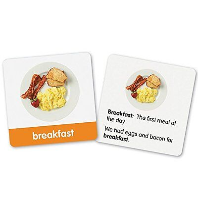 Learning Resources First Grade Vocabulary Photo Cards