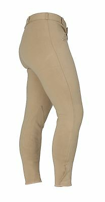 Gents Saddlehugger Breeches Horse Riding Yard Stable Clothing Trousers