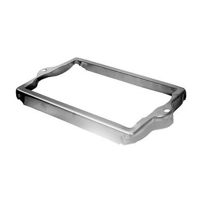 55 - 57 Chevy Pickup Truck Battery Tray Hold Down - Stainless