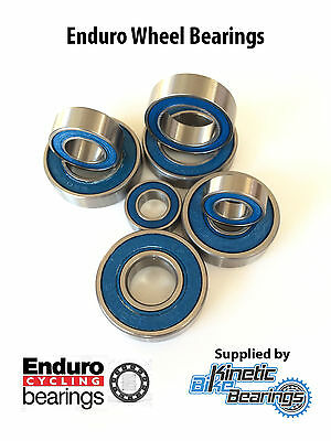 Enduro Bicycle Bearing - Wheel & Bb Bearings - Abec 3