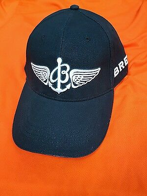 f7ecae245a7 BREITLING BASEBALL CAP- Authentic Brand New -  52.48