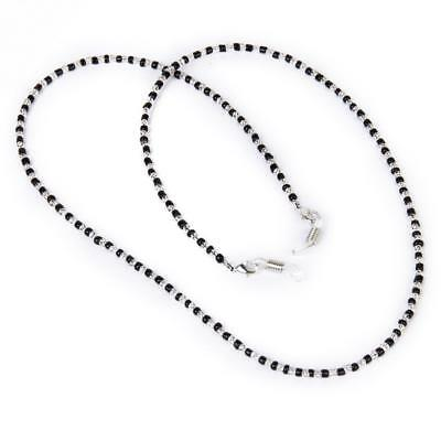 Fashion Beads Eyeglass Glasses Neck Strap Holder Chain Cord Retainer