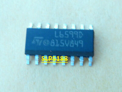 L6599D High Voltage Resonant Controller Ic Ship From California