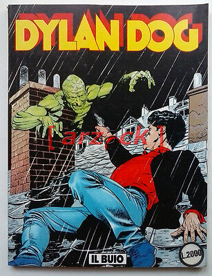 DYLAN DOG N 34 Originale Daim Press BONELLI 1989 PRIMA EDIZIONE