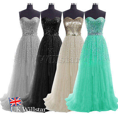 Sexy Lady Wedding Bridesmaid Formal Gown Party Cocktail Evening Prom Long Dress