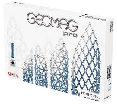 Geomag PRO Metal Building KIT 100-Piece 214 from Japan New FreeShip w/Tracking#