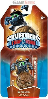 Skylanders Trap Team Rocky Roll Character - Brand New Free Delivery