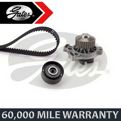 For Fiat Multipla 1.9 Diesel (1999-2010) Gates Timing Cam Belt Water Pump Kit
