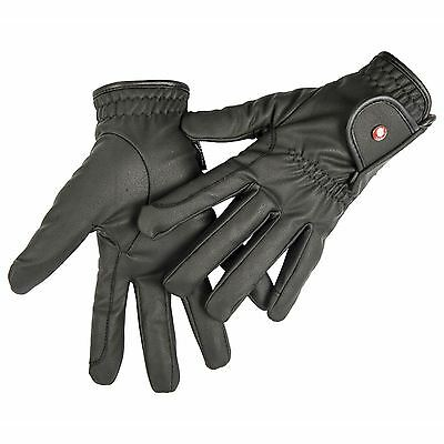 HKM Pro Team Adults Professional Thinsulate Dirtproof Winter Horse Riding Gloves