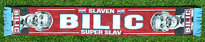 Slaven Bilic West Ham Football Scarf