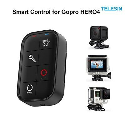 TELESIN WIFI Remote Controller +Wrist Strap +Charging Cable for Gopro Hero 3+/3