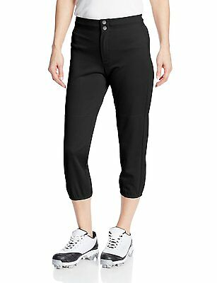 Intensity Softball Pants Low Rise Double Knit Womens Size XLG