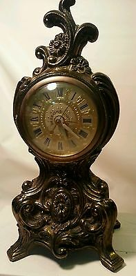Vintage mantel clock electric  by Sessions United