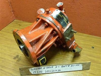 Walter V-Drive RV-10D Ratio 2:1 Serial Number 43844
