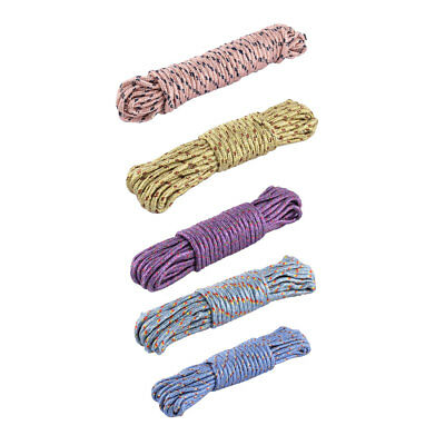 Household Nylon Multifunctional Clothes Hanging Line Rope String Clothesline