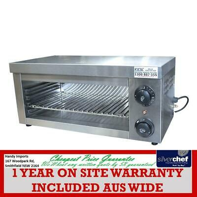Fed Commercial Toaster / Griller / Salamander Wall Mount Or Bench Top At-936