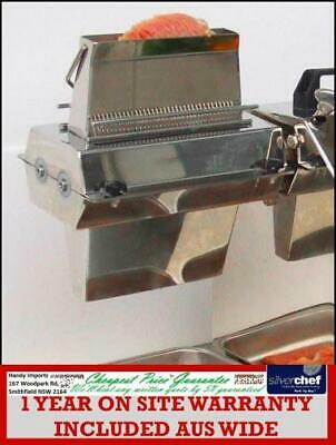 Fed Commercial Manual Meat Tenderiser Butcher Flavour Tendorise Tendor Mts737