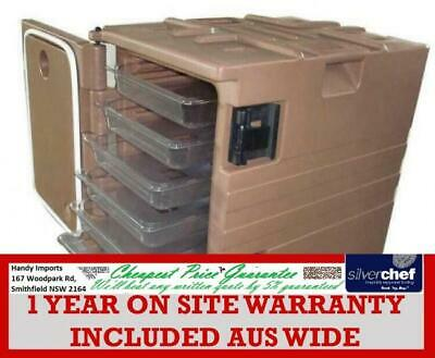 Fed Commercial Insulated Food Gn Pan Carrier Container Transport Storage Ipc90