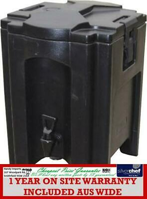 Fed Commercial Insulated Drink Dispenser Carrier Drink Juice Hot Cold Cpwk020-5