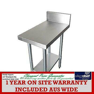 Fed Commercial 300X700 Stainless Steel Food Infill Bench Splashback 0300-7-Wbb