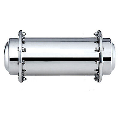 """Time Capsule Storage Future Stainless Steel 13.4"""" 34cm Gift/Waterproof Container"""