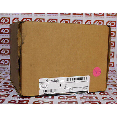 Allen Bradley 1756-PA75 ControlLogix Power Supply 85-265VAC / 5V@13A, Rack Mo...