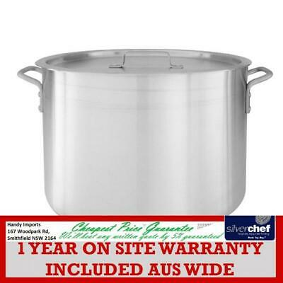 Fed Commercial Boiler Aluminium With Pouring Lip Stock Pot Stockpot T61720 20L