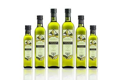 AUGANIC Unfiltered Cold Press Extra Virgin Olive Oil *Award Winning*