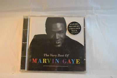 The Very Best of Marvin Gaye CD Good Used Condition FREEPOST IN AUSTRALIA
