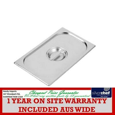 Fed Commercial Lid For 1/9 Gastronorm Gn Pan Bain Marie Tray Cover Shield 19000