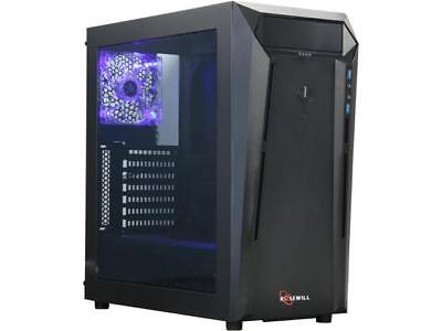 Rosewill ATX Mid Tower Gaming Case with Side Window Panel - GRAM