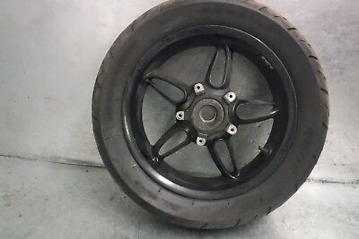 Piaggio Beverly St 350 Ie Rear Wheel With Tyre 150-70-14