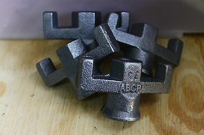 4 x Banger Racing Bonnet Bolt Spinner Nuts BRAND NEW Unlimited Nationals Rookie
